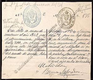 Archivo Histórico Nacional, Sección Sigilografía Ministerio de Cultura España