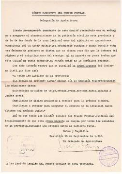 13- FP- Circular agricultura-15-09-1936