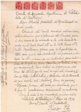 2- Comité I.R. 07-05-1936-1