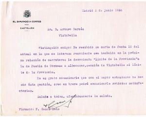 6- Diputado Casas Sala- 02-06-1936