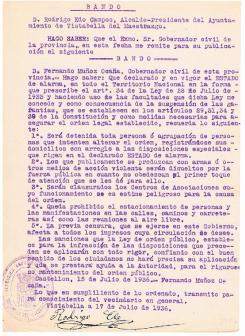 9- Bando- 17-07-1936