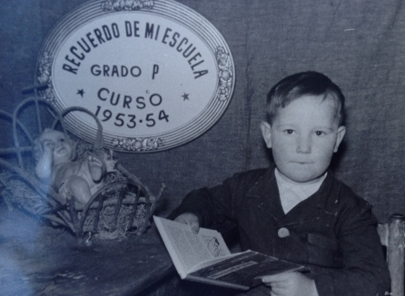 1953. Enrique Barreda. Fons familiar Enrique Barreda