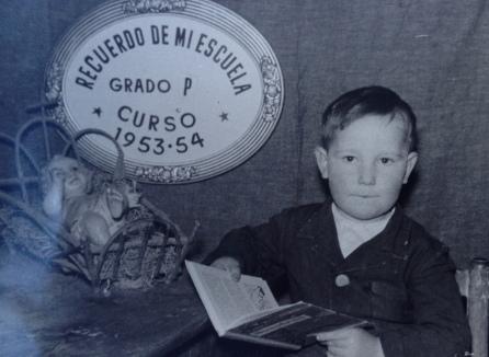 1953. Enrique Barreda. Fons familiar Enrique Barreda
